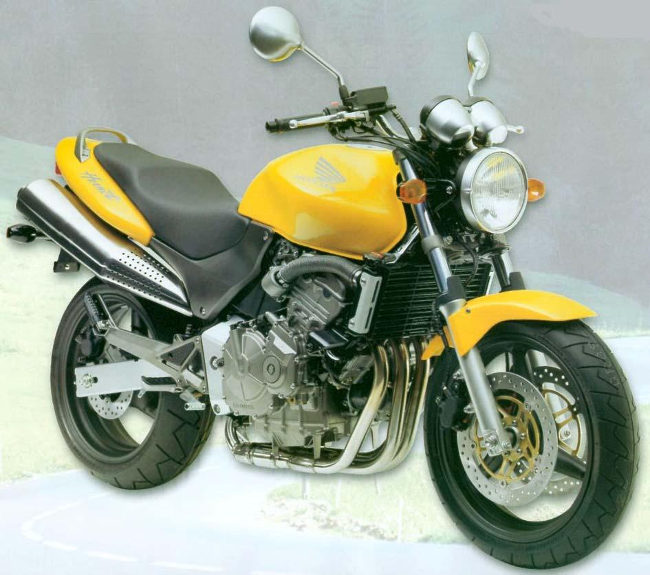 Pneu moto hornet 600